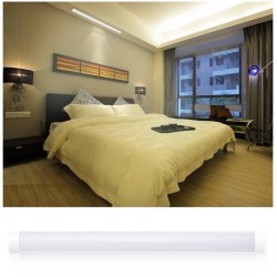 Pantalla LED T8 Integrado Plus 125cm 72W 6800LM Regleta LED Slim 9