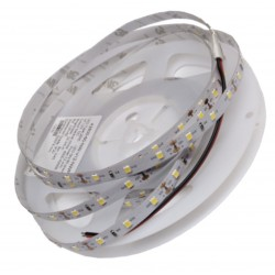 Tira LED Rollo 5m 12w a 24v 4800LM Diodo 2835 60 led 1