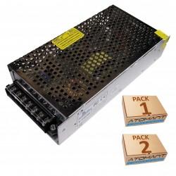 Transformador voltaje STRIP profesional 150w 12V 2