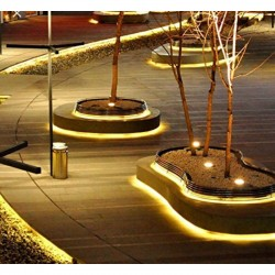 Tira LED Strip 5 metros Directa 220v Impermeable 60W 120 LED 4800LM 11