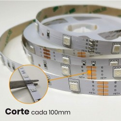 1708 - LED STRIP 12V IR REMOTE - 06
