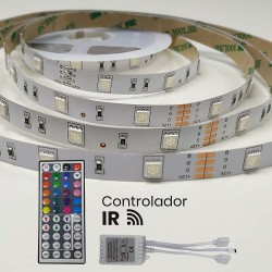 1708 - LED STRIP 12V IR REMOTE - 02