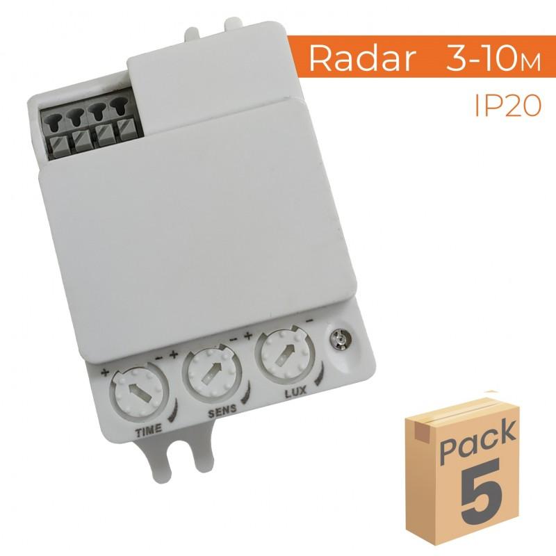 1396 - MICROWAVE SENSOR - PACK5