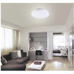 Plafón LED 24W mando Intensidad y color Regulable 11