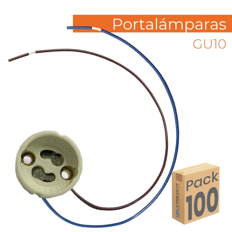 232 - GU10 BASE PACK100