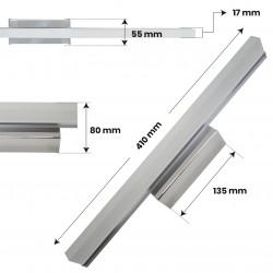 ID1014 - LED MIRROR LIGHT 40 MEDIDAS