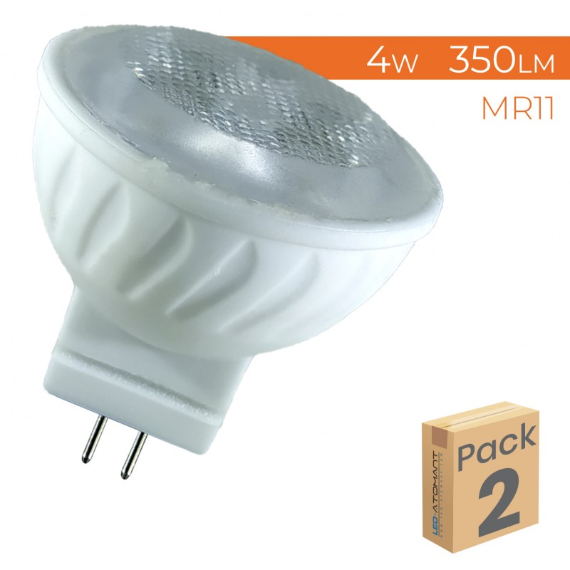 1762 - MR11 4W - PACK2