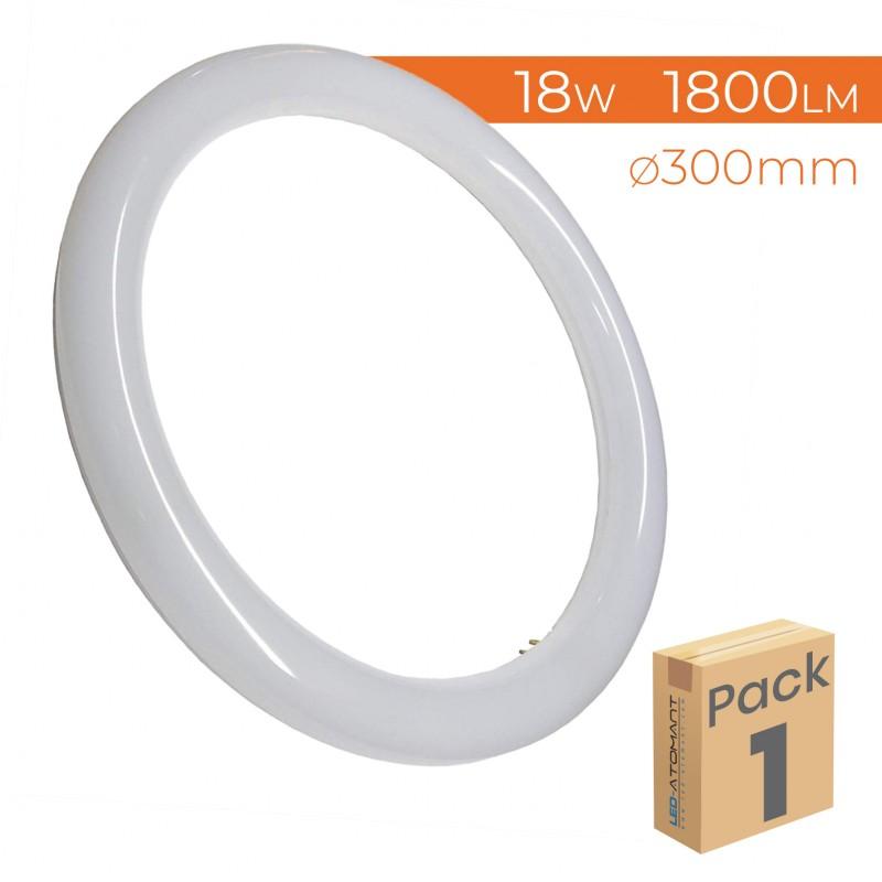 102 - TUBO CIRCULAR 18W - PACK01
