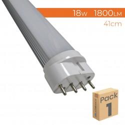 337 - TUBO 2G11 - 18W - PACK01